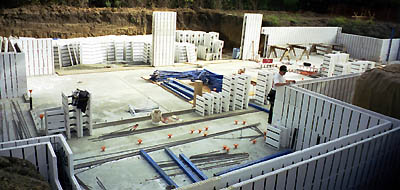 Building a dream alternatives for Building with icf blocks